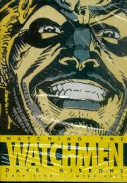 Watching The Watchmen PX Variant Hardcover HC DC Comics